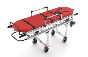 3D ambulatory stretcher