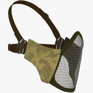 protective mask v2 model