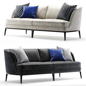 seychelles sofa 3D