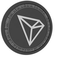 tron black coin