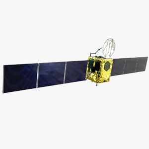 3D beidou-3 satellite beidou navigation