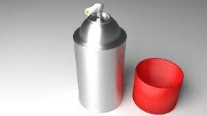 spray bottle 1 model