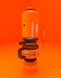 3D aromaster kf 20 model