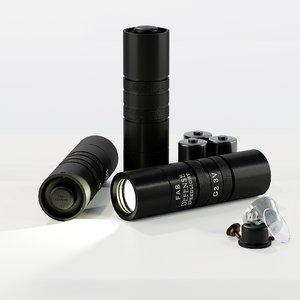 3D flashlight g2 v3