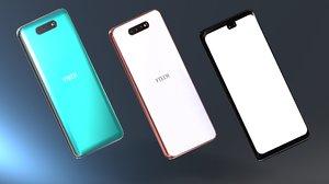 3D smartphone pbr