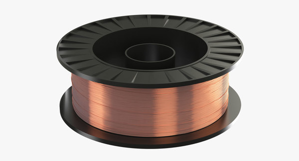 3D wire spool