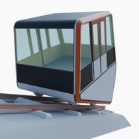 3D inclined lift
