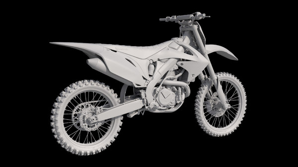 motocross bike model