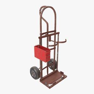 torch cart model