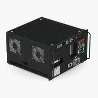 3D krc4 control box model