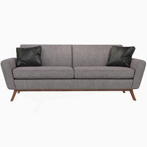 joybird hyland sofa 3D model