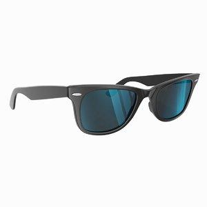 sunglasses glasses 3D