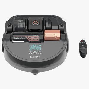 3D samsung powerbot turbo