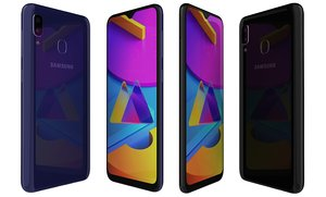 samsung galaxy m10s metallic model