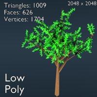 3D games tree alpha