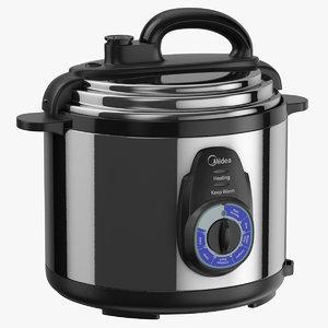 3D pressure cooker 02