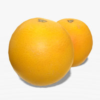 orange ready gaming 3D model