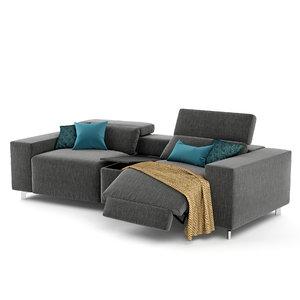 relax-sofa soho divanidea 3D