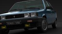 Renault 11 Turbo 1986