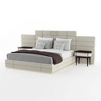 bed norton 3D model
