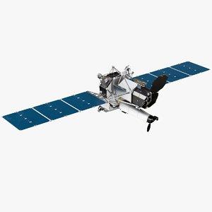 3D spektr-rg space observatory spektr