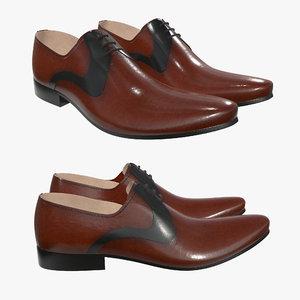 shoes classic 3D