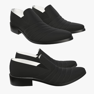 3D model shoes classic