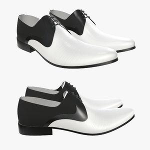 shoes classic 3D model
