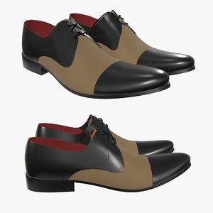 3D shoes classic
