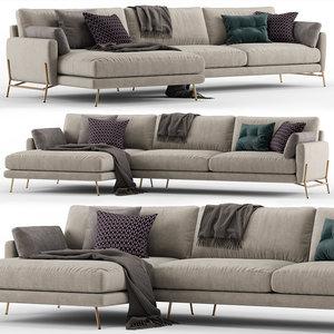 le marais sofa - model