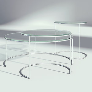 coffee table set model