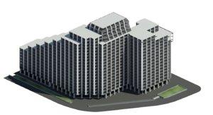 park lane 3D model