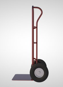 3D handtruck dolly cart
