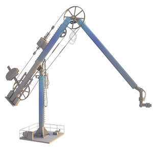 3D loading arm