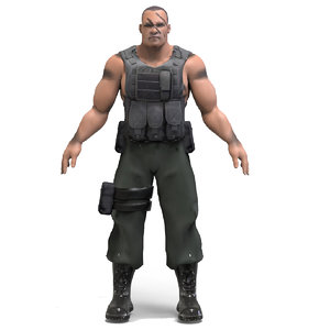 commando model