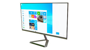 3D monitor screen 2k tv