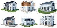 modern german houses