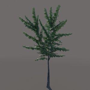 small tree model