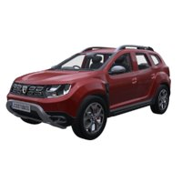 2019 Dacia Duster Prestige with Fully Modelled Interior