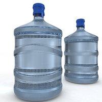 Dispenser Water Bottle Two Models