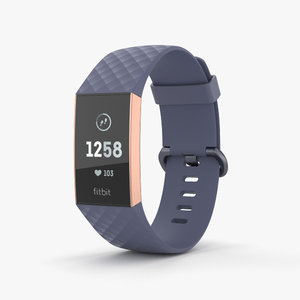 fitbit charge 3 model