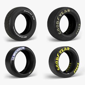bf tire 3D model