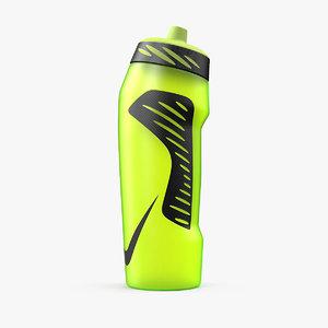 nike hyperfuel water bottle 3D model