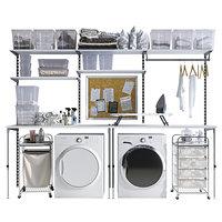 laundry decor 3D model