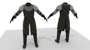stark armor 3D