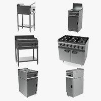 3D commercial appliances