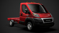 Ram Promaster Truck Single Cab 3000 WB 2020