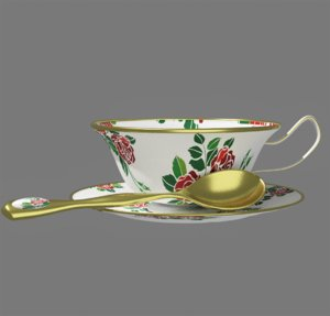 teacup model