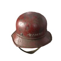 german ww helmet 3D
