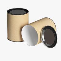 3D packaging tube 01
